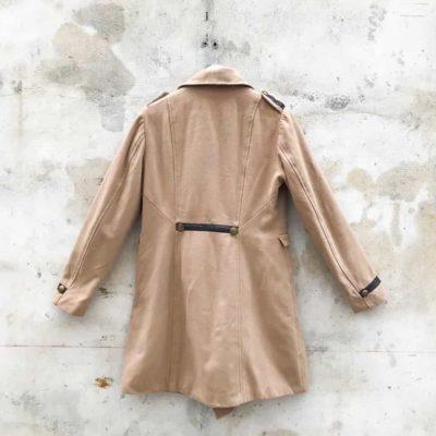 Vintage Caramel Coat