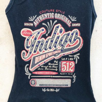 Vintage Multi-Colour Striped Shirt